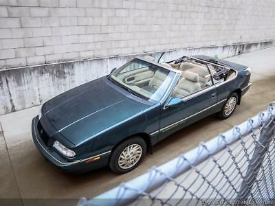 1994 Chrysler Other GTC 2 Previous owners - Original Paint - Clean Carfax W/ Original 16,932 Miles!