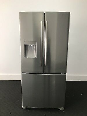 Samsung - 533L French Door Refrigerator, Stainless Steel