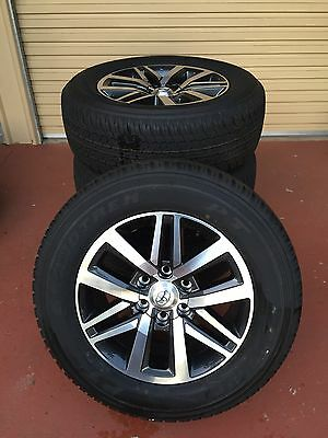 2016 Toyota Hilux SR5 Wheels And Rims