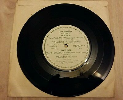 "Rare Freakbeat 7"" EP Viv Akauldren/Tyrnaround/Watch Children/Treatment"
