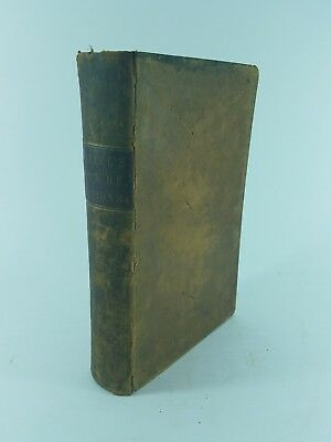 Antique 1859 The Law Of Nations Law Of Nature. M.D. Vattel  Leather H/C