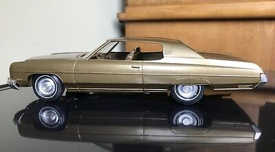 1973 Chevy Impala '454' Caprice Classic Promo Model Car