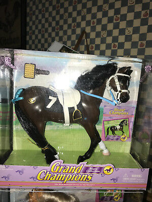 Grand Champions Mare Collection THOROUGHBRED  MARE 50090 Horse Play Set New