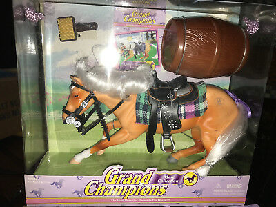 Grand Champions Mare Collection QUARTER HORSE  MARE 50090 Horse Play Set New