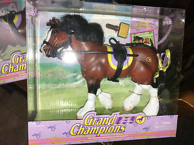 Grand Champions Mare Collection CLYDESDALE  MARE 50090 Horse Play Set New