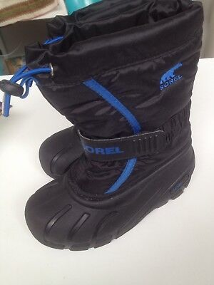 SOREL Kids Snow Boots US12
