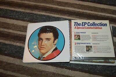 Elvis , THE E.P. COLLECTION, 7INCH Record,s as in photo,s,,used