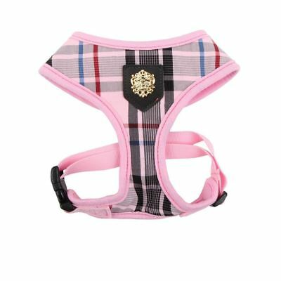 Puppia Authentic Junior Harness A, Small, Pink