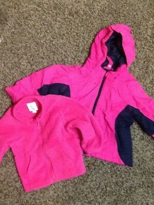 Children's Place Girl 3 in 1 winter jacket size 3t