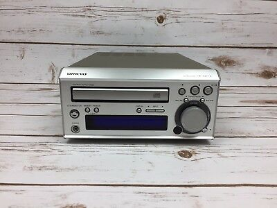 Onkyo CR-305TX CD Compact Disc Receiver /w FM Radio Tuner - Tested! Free Ship!