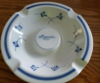 B&G  Copenhagen Porcelain Ashtray Denmark
