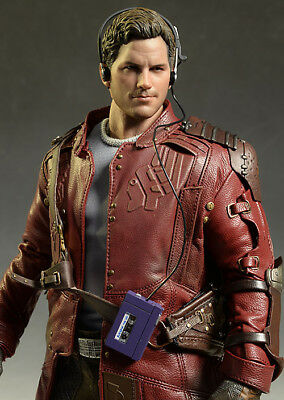 Star-Lord Sixth Scale Figure by Hot Toys Movie Masterpiece Series
