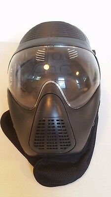 Simunition Fx-8000 Face Mask Paintball Protection Great Used Condition!