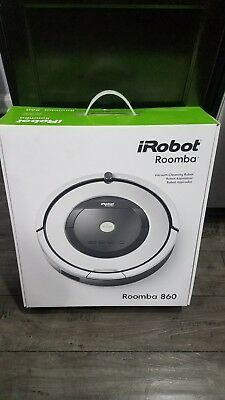 Brand new iRobot Roomba 860 - Silver - Robotic Cleaner