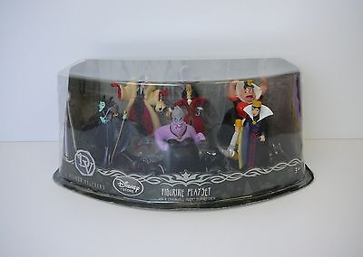 Disney Villains Figurine Playset Disney Store Classic Doll Collection Maleficent