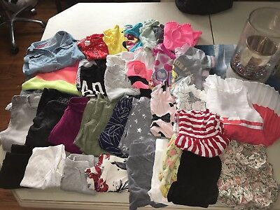 Lot Of Toddler Girls Outfits 2T-3T