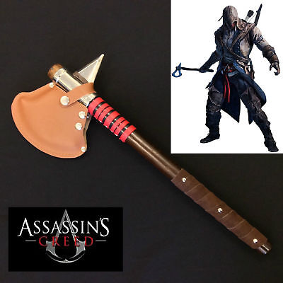 Assassin's Creed III Connor's High Quality Battle Tomahwak/Axe/Hachet