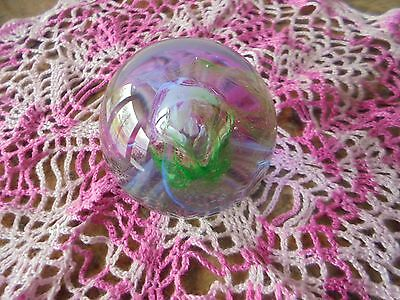 Caithness MOON CRYSTAL Scotland Paperweight