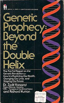 Genetic Prophecy:  Beyond the Double Helix by Dr. Zsolt Harsanyi, Richard Hutton