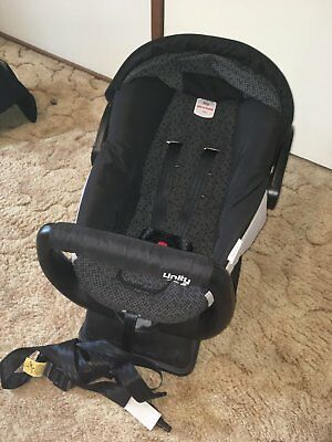 Britax Safe-n-Sound Unity Infant Carrier Car Capsule
