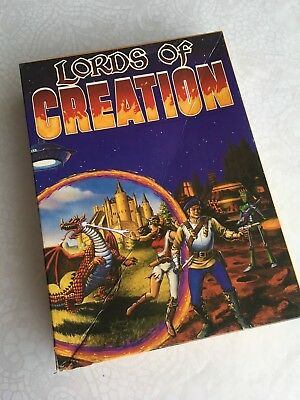 Lords of Creation RPG