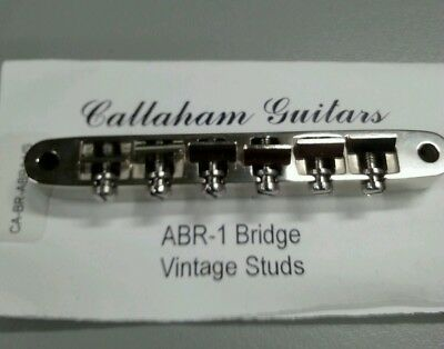 Callaham ABR-1 bridge billet  high quality replacement for  gibson