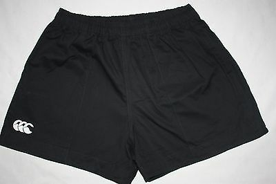 Canterbury Rugged On Field Mens Cotton Shorts with pockets, sizes 28 30 only