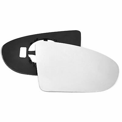 Driver side Clip Convex wing mirror glass for Nissan Qashqai 07-13 -Right