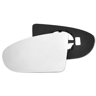 Passenger side Clip Convex wing mirror glass for Nissan Qashqai 07-13