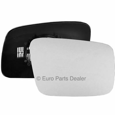 Right side Clip heated Wide Angle wing mirror glass for VW Transporter T4 90-03