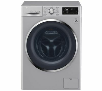 LG FH4U2VCN4 Washing Machine - Silver / NEW & Boxed / RRP 429.99£