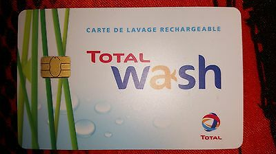 Carte de lavage TOTAL à -50% !!!
