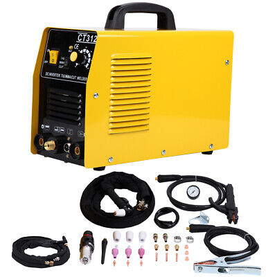 3 In 1 Combo Welding Machine Air Plasma Cutter/TIG/MMA Welder Cutting Welding