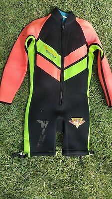 Men's / Boy's Wet Suit - Water Ski Brett Wing Barefoot Wet Suit
