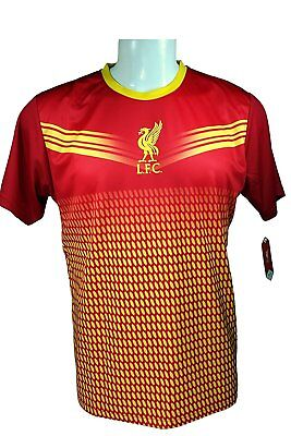 3434304fc97 Liverpool F.C. Soccer Official Adult Poly Jersey P005 - L