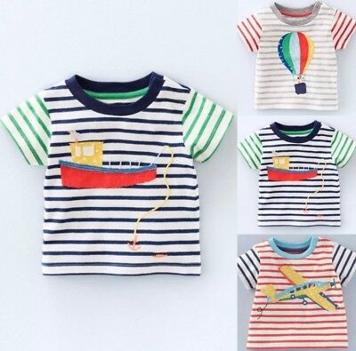 Baby Boden Boys Reversible  Jersey Tops TShirts 0-4Yrs
