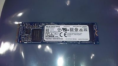 Toshiba 256GB SSD M.2 M.2 2280 SSD Solid State Drive THNSNK256GVN8