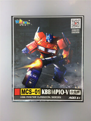 Kubianbao deformation G1 metal accessories masterpiece Optimus Prime MP10V