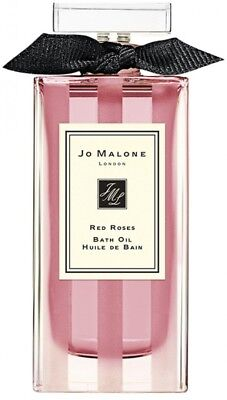 Jo Malone London Luxury Red Roses Floral Fragrance Bath Oil, 30ml - Ideal Gift