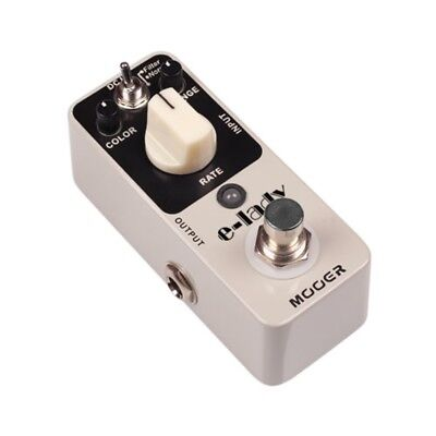 Mooer E-lady Flanger Guitar Effect Pedal