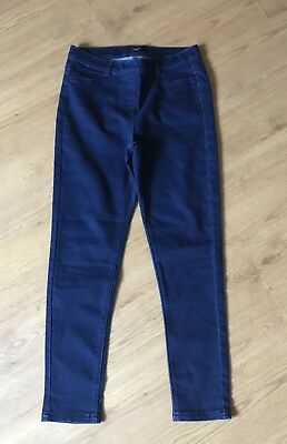 NEW Women's  M & Co Skinny High Waisted Jeggings Size 12 Petite