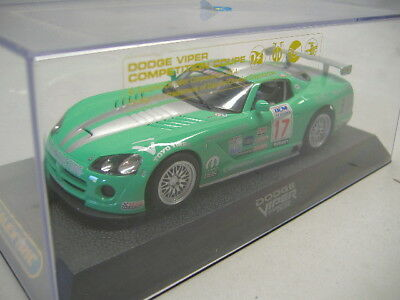 Scalextric C2738 Dodge Viper Competition Coupe NO 17 1:32 NEU & OVP