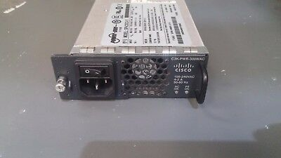 Cisco C3K-PWR-300WAC power supply for 3560-E 3800 Series Switches