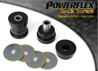 Powerflex BLACK Rear Diff Front Mounting Bush RS Models Only PFR44-420BLK