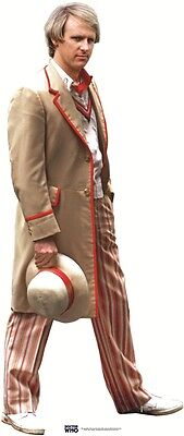 SC-407 Dr. Who Peter Davison Height 179cm