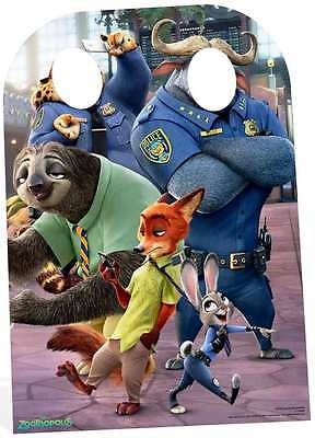 SC-938 Zootropolis Stand-In Selfie Height 130cm