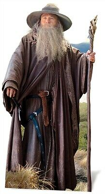 SC-667 Gandalf Cinema Cut-out Cardboard figure Lifesize