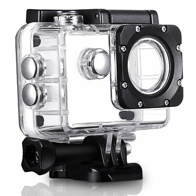 30M Underwater Waterproof Housing Dive Protective Case Cover for SJCAM SJ4000