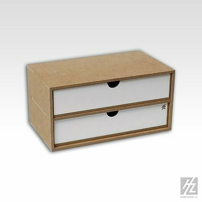 Hobby Zone - MWS - Drawer Module x 2 (Drawers Module x 2) - NEW - OM02b