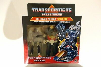 1987 Hasbro Transformers G1 Pretender - Clouburst! Factory Sealed Mint Afa Ready